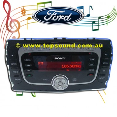 Ford sony 1 cd final