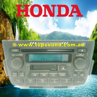 HONDA hj124